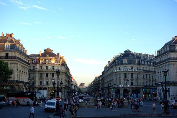 法国自己游—巴黎印象图片