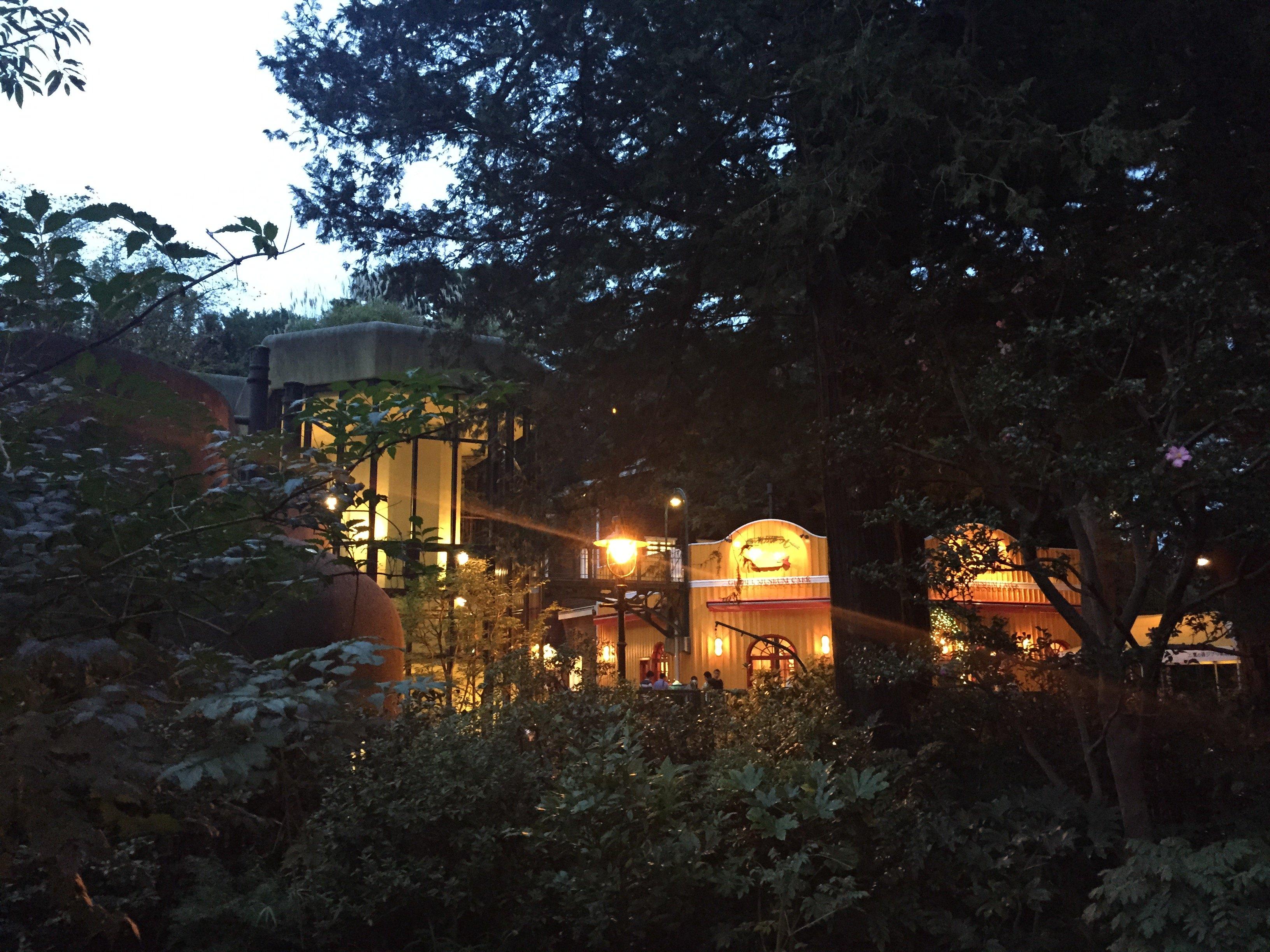 三鹰之森吉卜力美术馆