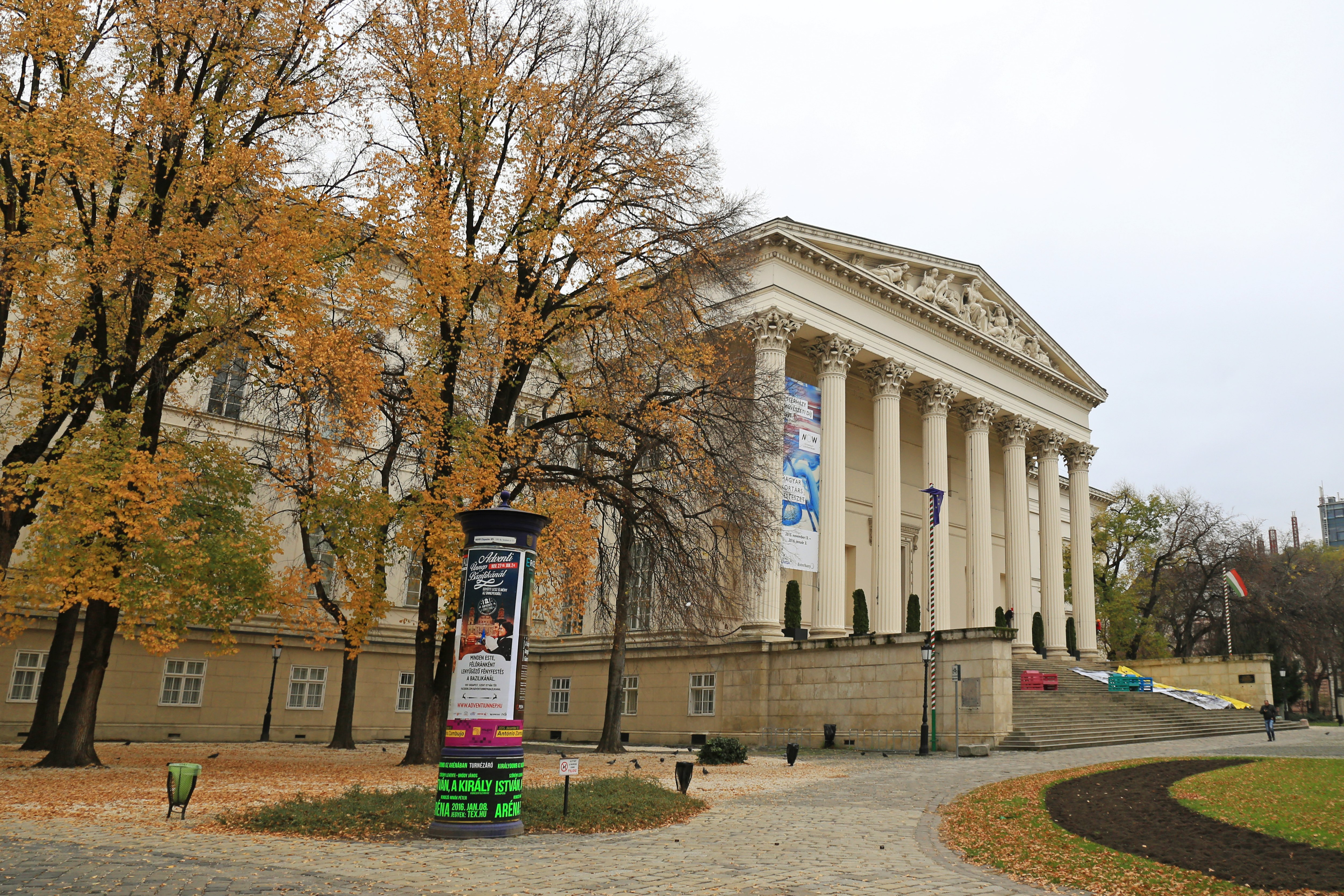 国立博物馆  Hungarian National Museum   -0