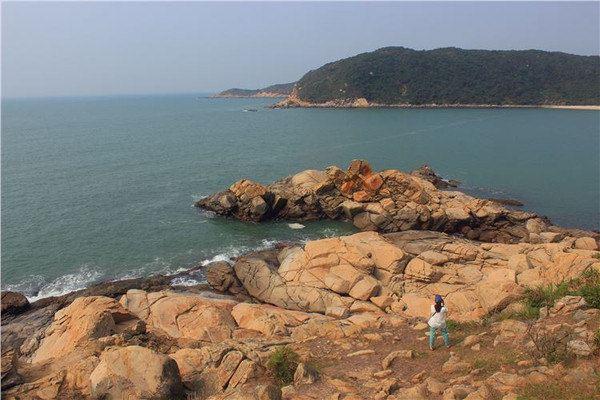 最美广东,去下川岛看海