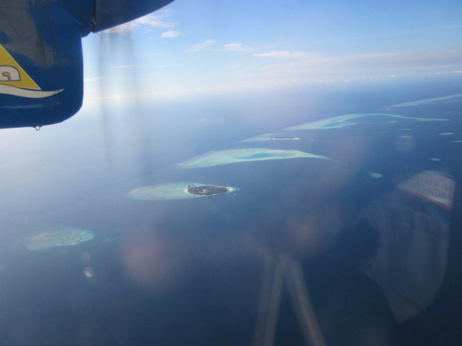 马尔代夫水上飞机航站楼
