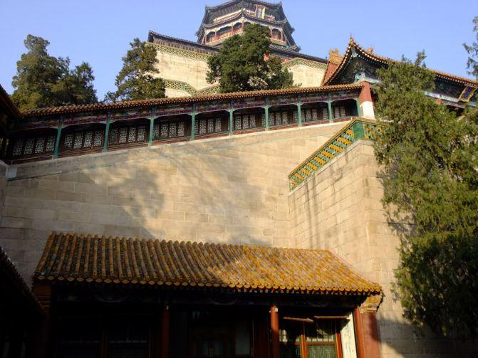 带着4岁半游记登泰山长城游北京城-温州女儿北京到乌镇一日游攻略2015图片