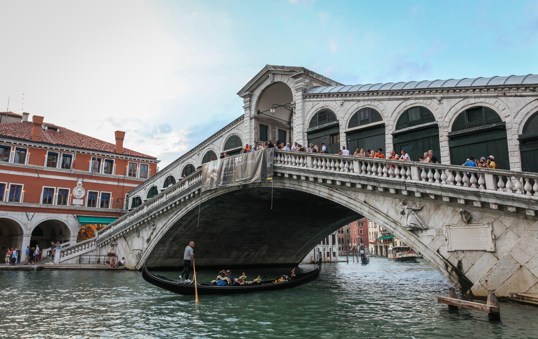 里亚托桥  Rialto Bridge   -1