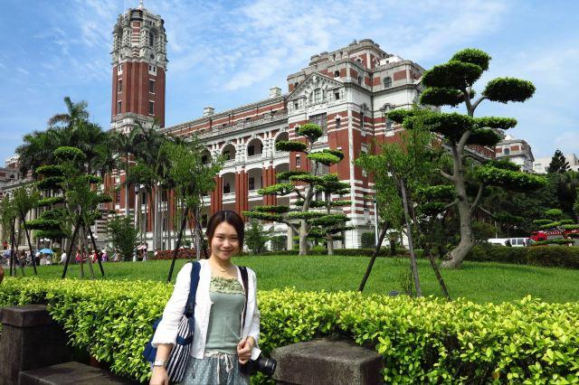 总统府和台北宾馆