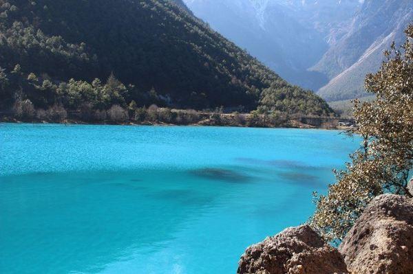 闺蜜三人云南之旅——丽江,泸沽湖,泸沽湖