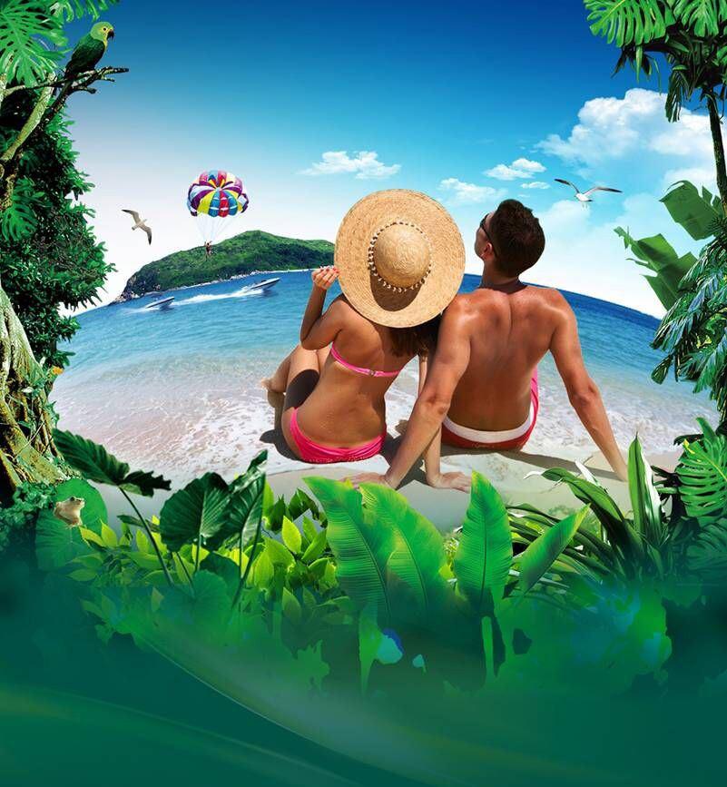 三亚 呀诺达 南山 天涯海角 天堂森林公园5日4晚跟团游·品牌游-海
