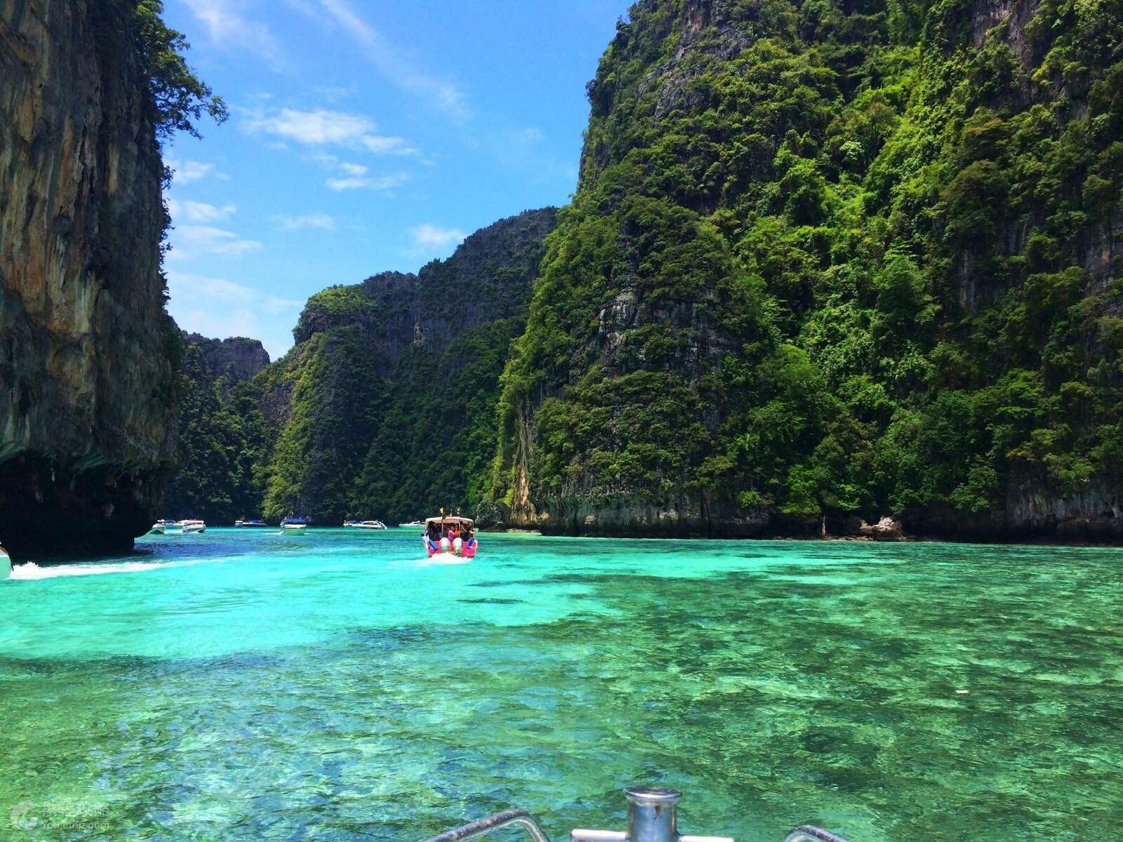 普吉皮皮岛-泰国普吉岛7日跟团游 3钻 赠泰服写真或旅拍 前往海豚岛 幻多奇乐园