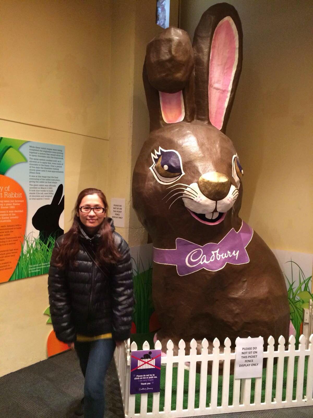 吉百利巧克力工厂