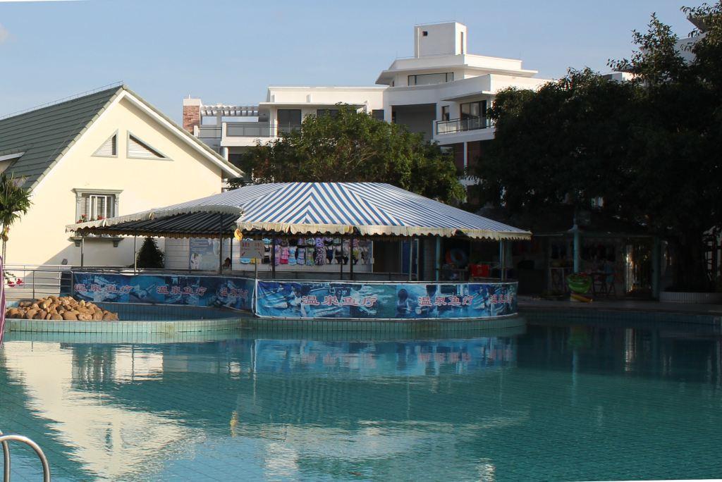 13.金银岛大酒店--游泳池