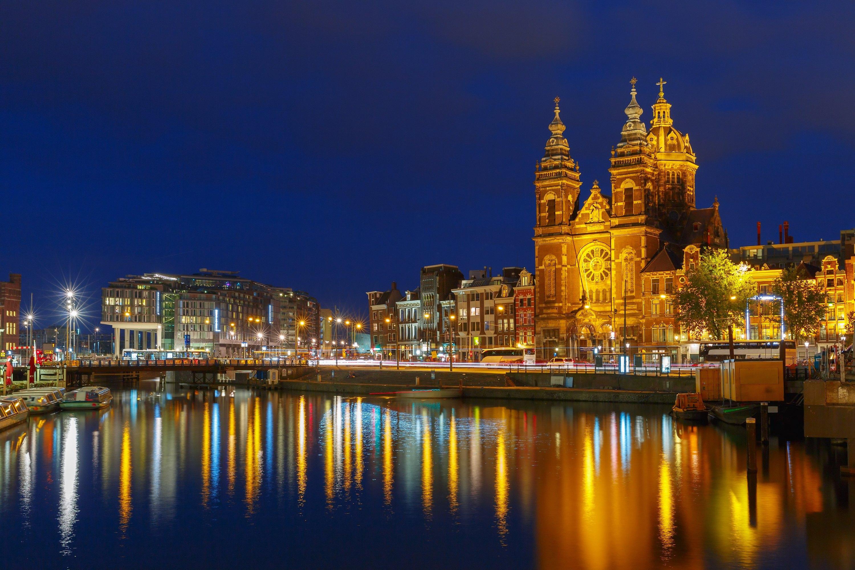 阿姆斯特丹圣尼古拉斯教堂  Church of Saint Nicholas   -0