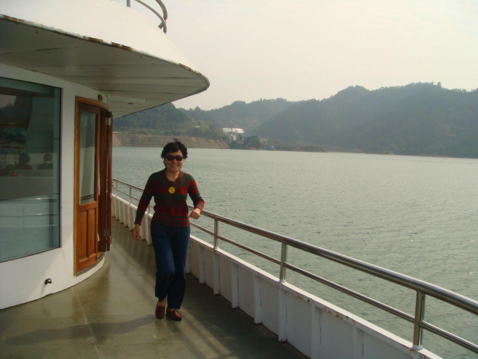 杭州乌镇千岛湖西塘,2010秋天的色彩