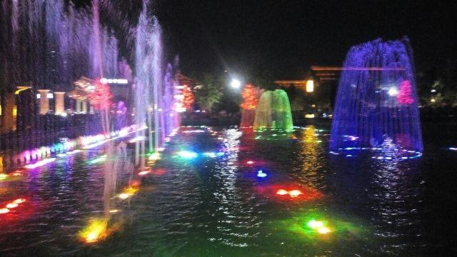 大雁塔音乐喷泉门票,西安大雁塔音乐喷泉攻略/地址
