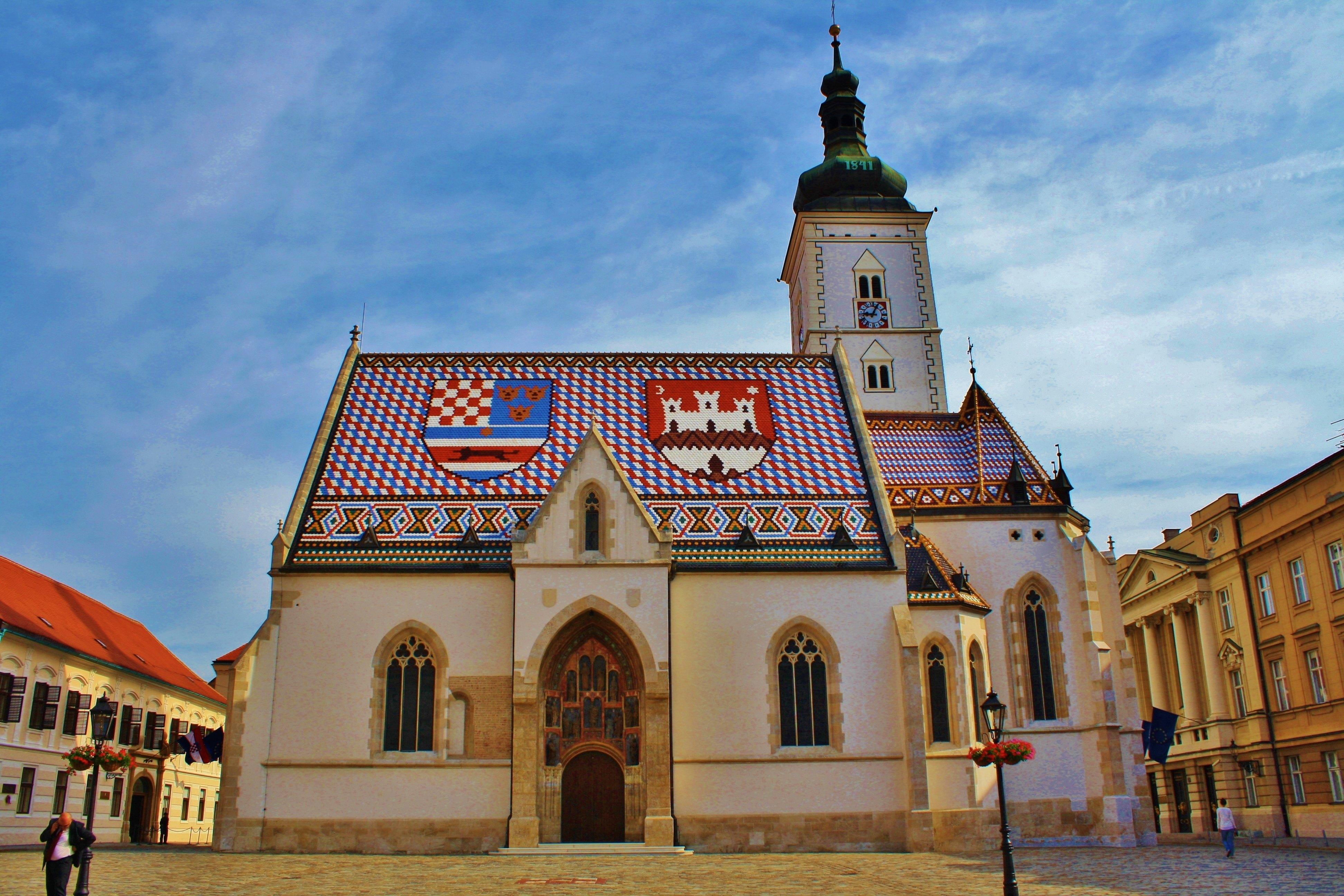 圣馬可教堂  St Mark's Church   -2