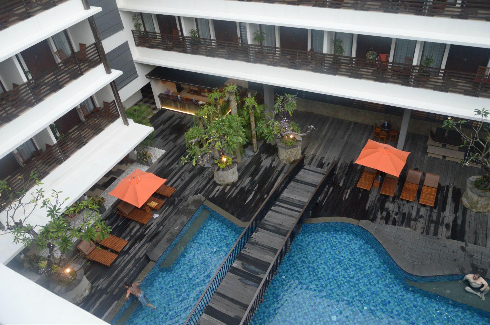 巴厘岛太阳岛酒店