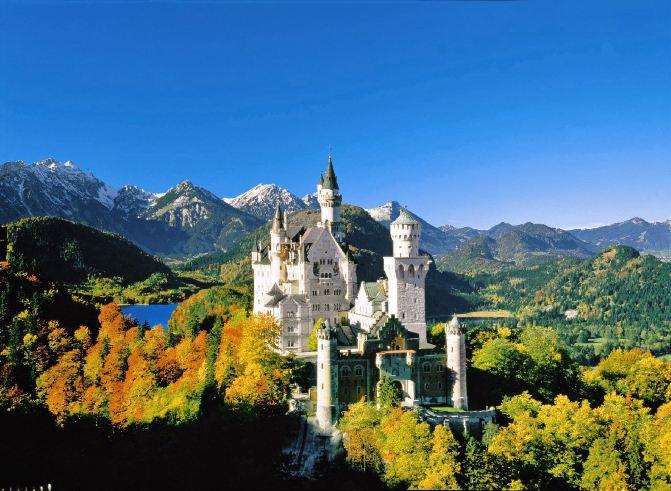 欧洲最a城堡的城堡旅游推荐-游记攻略地方德奥瑞捷自驾游攻略图片