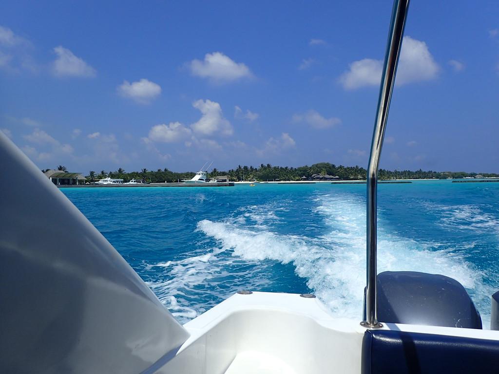马尔代夫满月岛之行