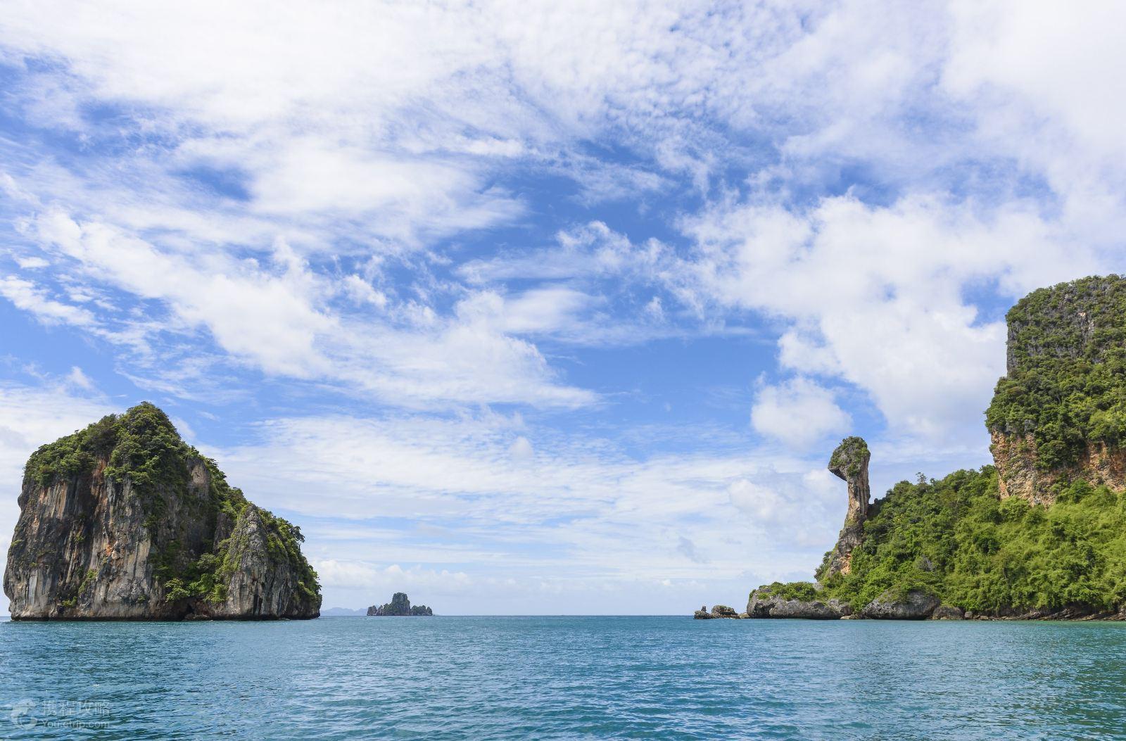 泰国普吉岛+甲米+皮皮岛7日5晚半自助游·ho直飞