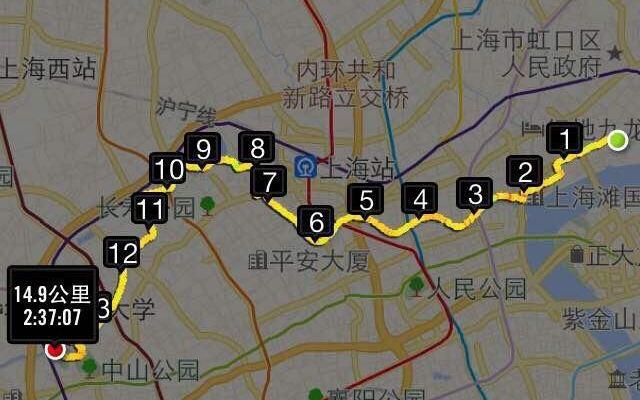 徒步苏州河·发现新老上海