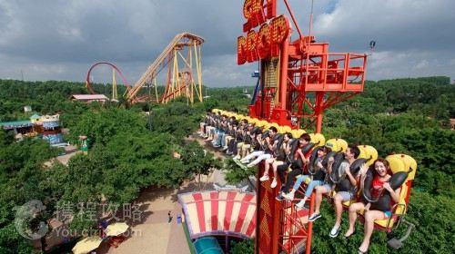 游·广州2日1晚跟团游·欢乐世界+水上乐园欢乐长隆2