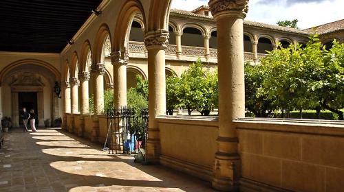 圣海羅尼莫修道院  Monasterio Jeronimo   -4