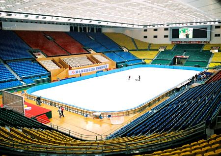 首都体育馆