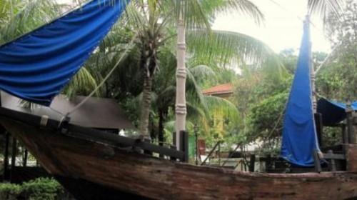 马来传统文化馆  Malay Heritage Centre   -2