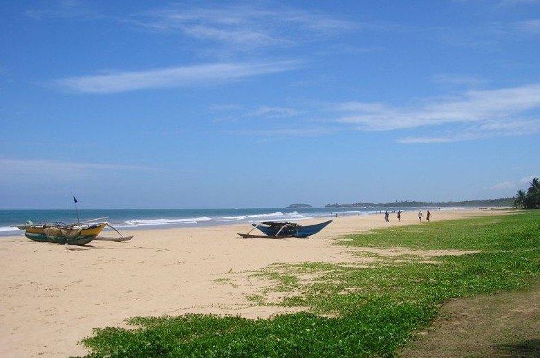 希克杜沃海滩  Hikkaduwa Beach   -3