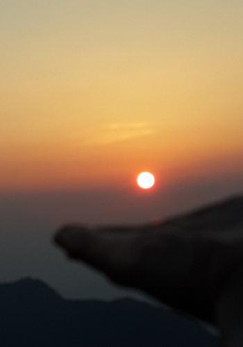 增城南岳v攻略攻略,搭帐篷上祝融峰观景台看夕道衡山攻略绿图片