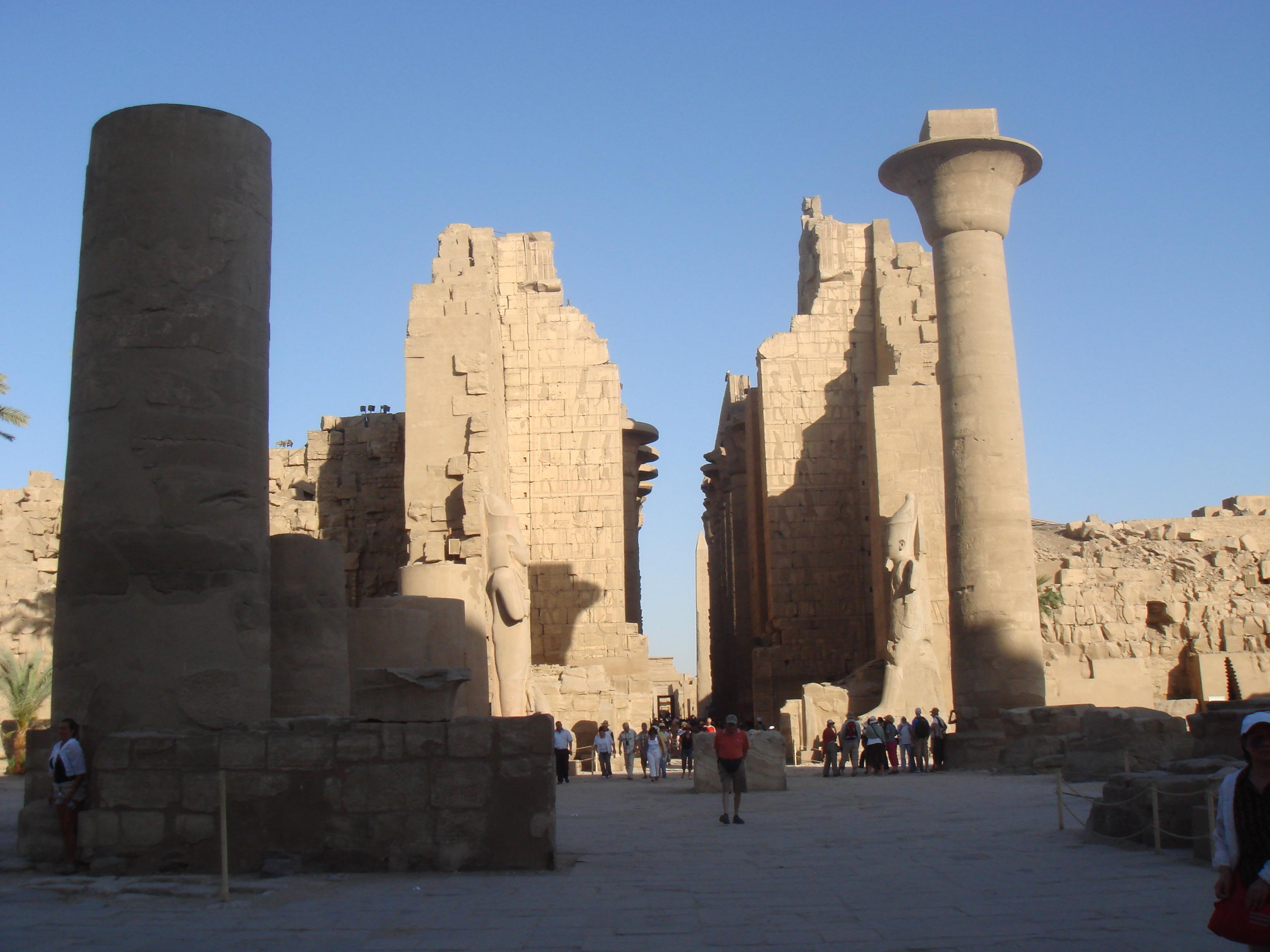 阿蒙神庙  Amun Temple of Karnak   -4