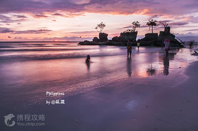 菲律宾长滩岛5日4晚半自助游·全程入住crs2-长滩岛