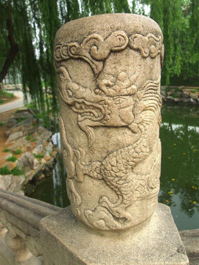 北京圆明园看荷观史一日游
