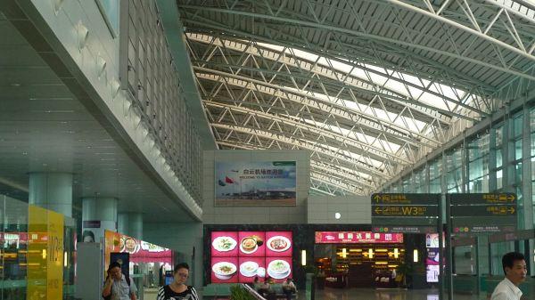 机场大巴平均发车时刻为10-30分钟一班