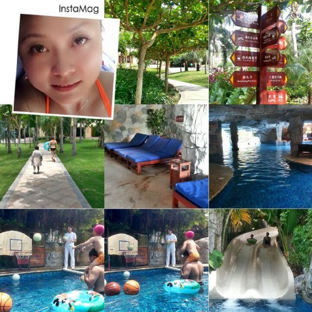 6岁宝贝的幼儿园毕业旅行——三亚,全家福亲子照相册制作完成,超赞哦!