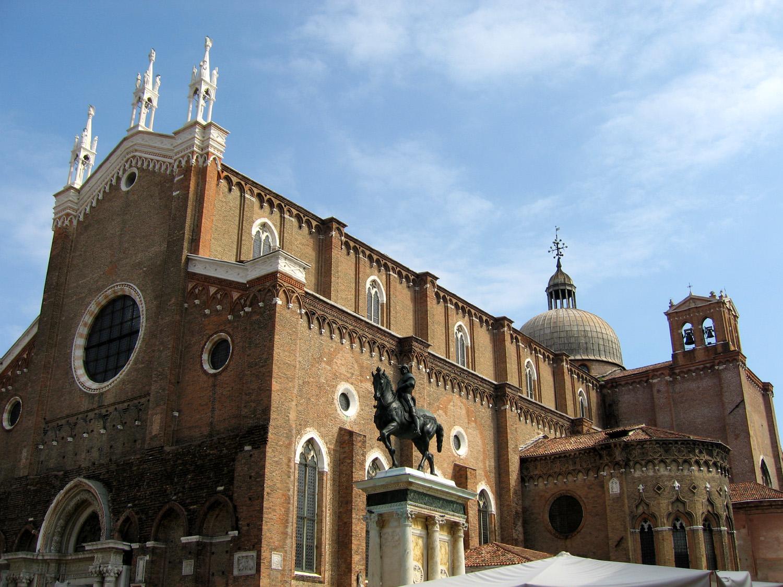 圣乔凡尼保罗大教堂  Chiesa dei Santi Giovanni e Paolo   -1