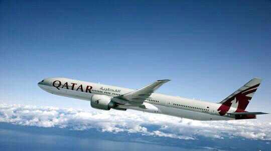 巴黎飞往开罗飞机