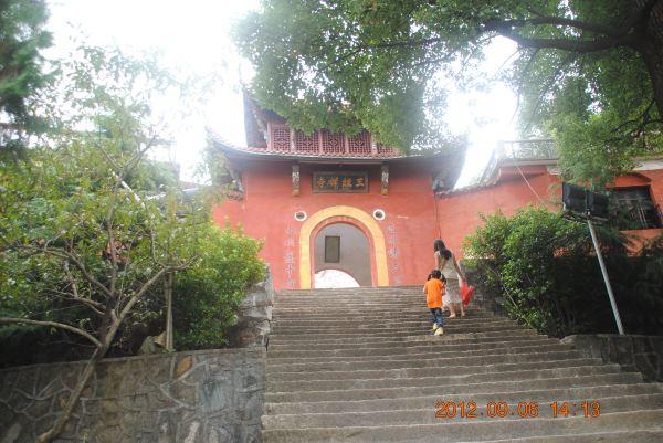 从南京到南昌一路美食(2012年9月上旬自驾游)