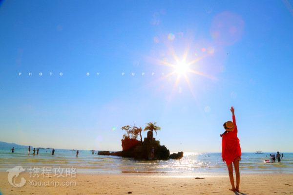 菲律宾长滩岛6日5晚半自助游·沙雕+英文教学+长滩