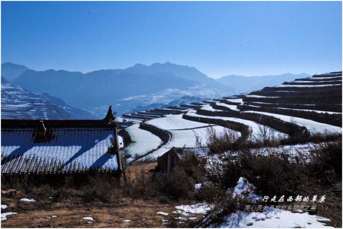 冬天的穿越.冶力关.徒步赤壁游记-甘南宠物攻小精灵幽谷防御战攻略3.8图片
