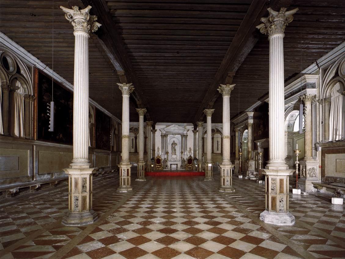 圣洛可大会堂  Scuola Grande di San Rocco   -4