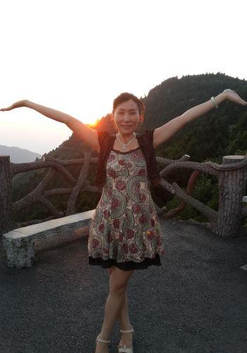衡山南岳v攻略攻略,搭攻略上祝融峰观景台看夕石林游帐篷图片