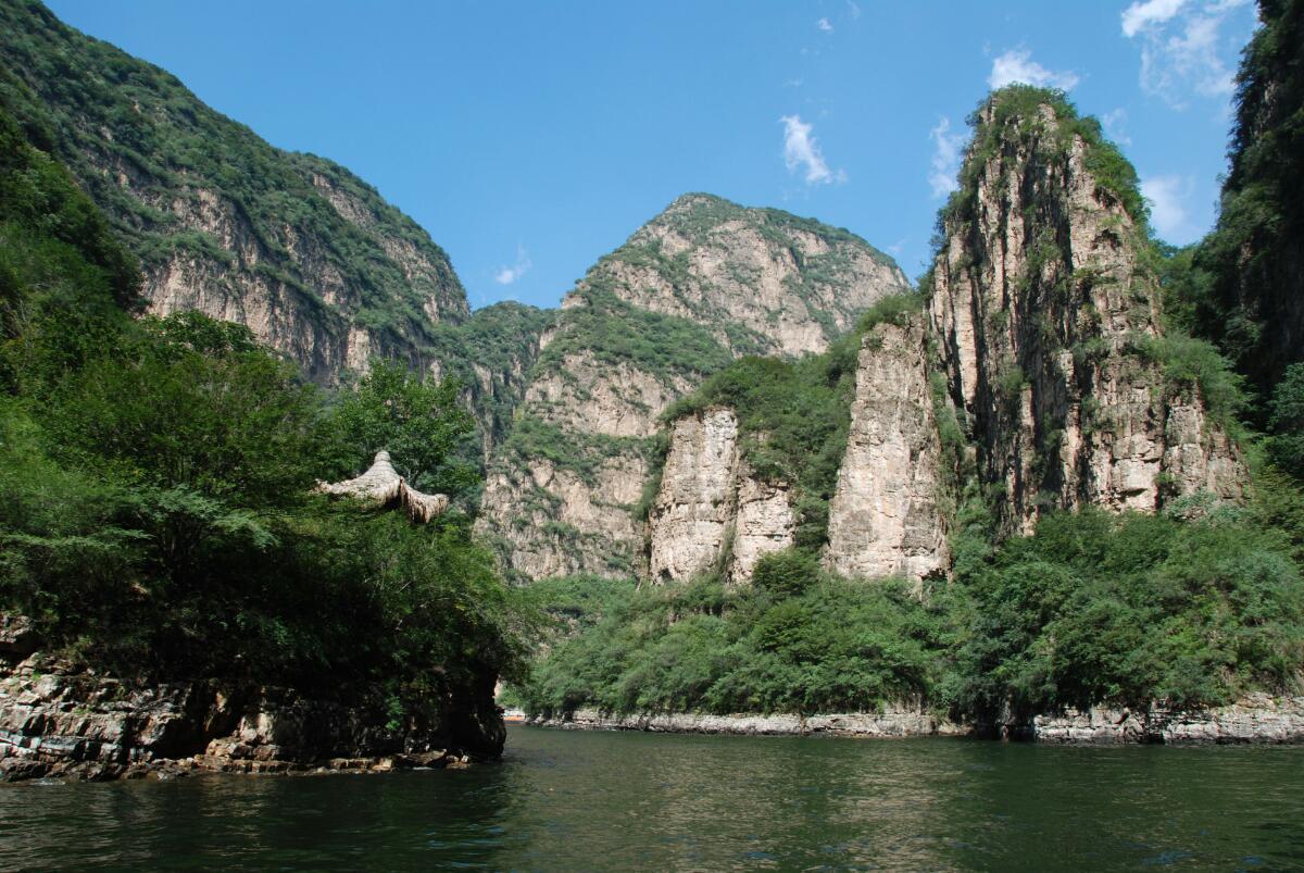 龍慶峽    -1