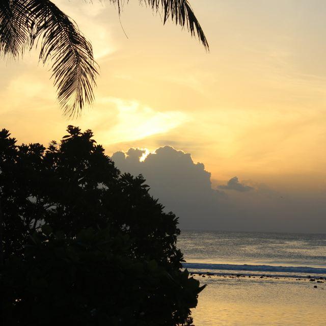 11点就去了水上飞机飞机场,今天才是马尔代夫梦幻旅程的起点!