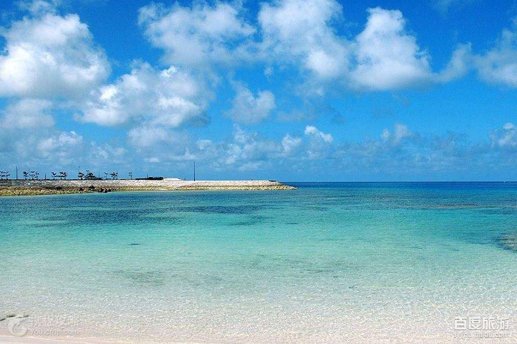 海南+三亚+海口+呀诺达+大小洞天+天涯海角+分界洲岛