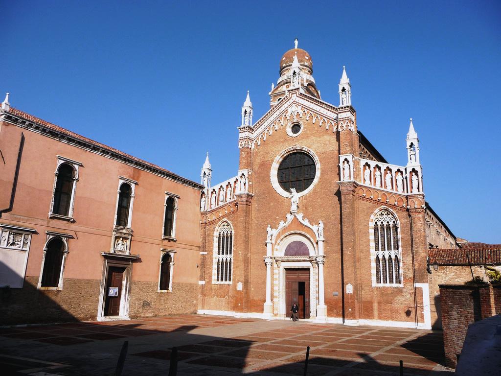 菜园圣母院  Madonna dell'Orto   -0