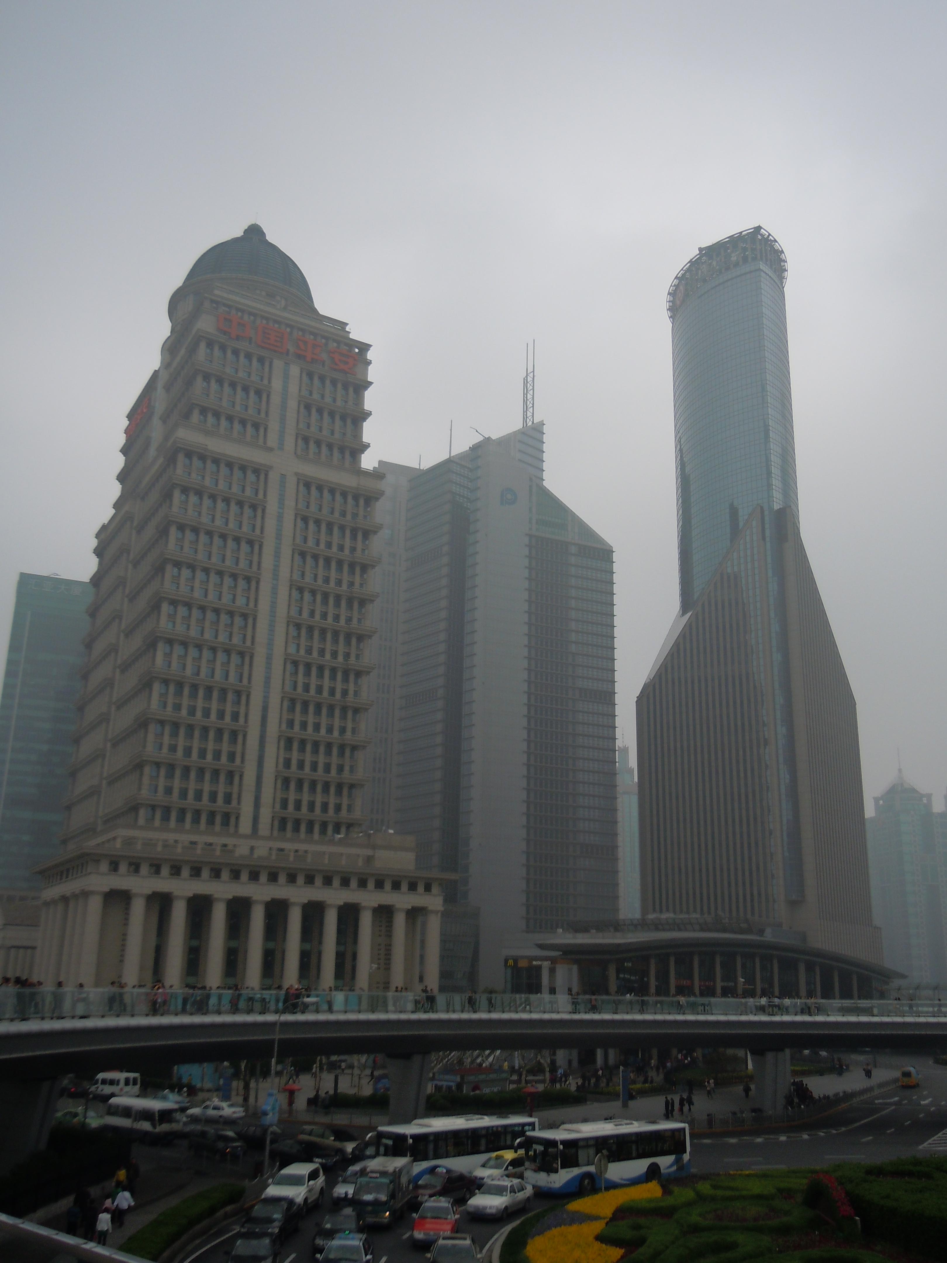 中国平安金融大厦