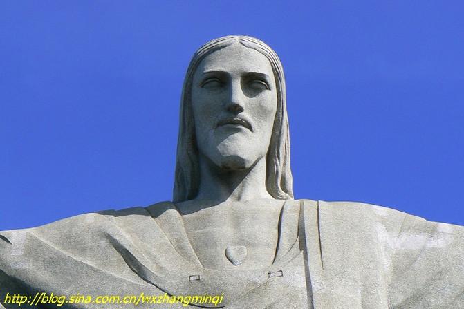 巴西耶稣像简笔画 图片合集