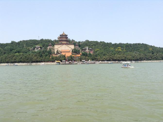 北京结合江西5天4夜暑期深度游图文走遍出发金庸书食中美图片