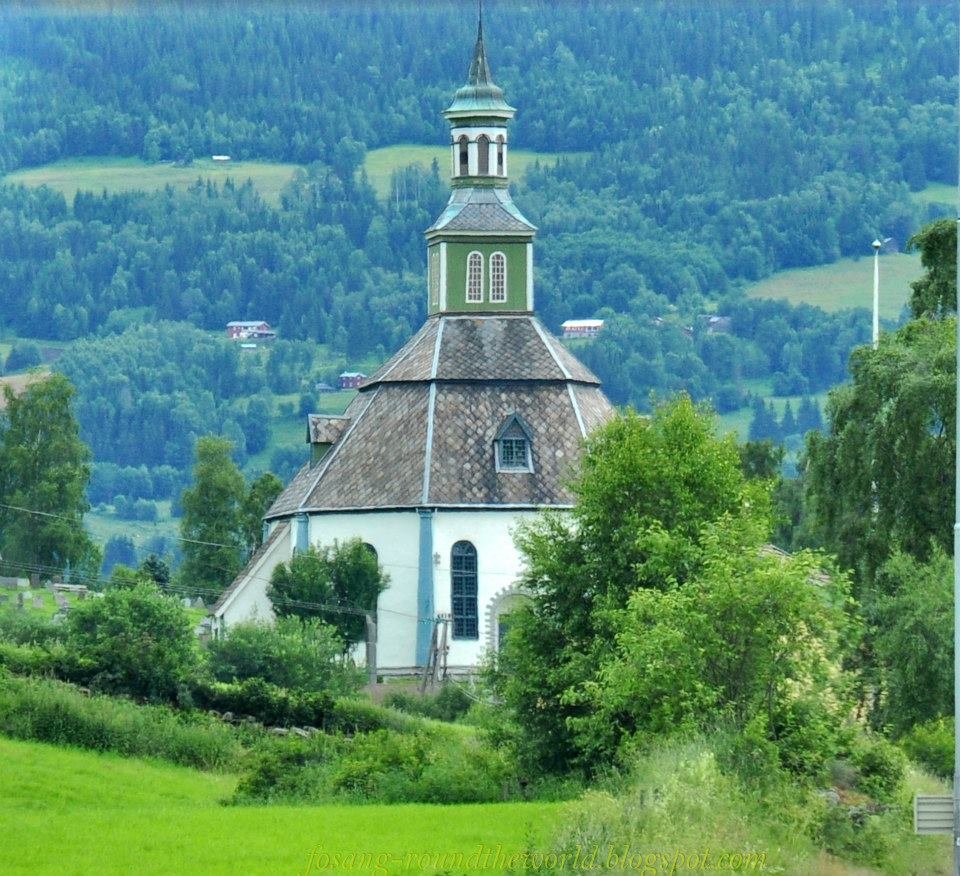 斯堪的纳维亚半岛之挪威篇