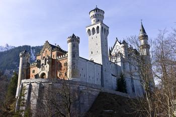 梦之城堡 盘点欧洲十大梦幻古堡