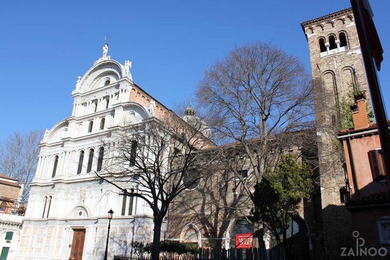 圣扎卡里亚教堂  Chiesa di San Zaccaria   -1